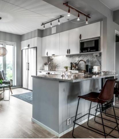 Idées déco pour un appartement moderne